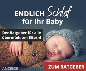 Tränenreiche Babyzeit